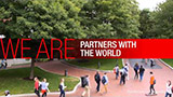 Northeastern 'we are partners'