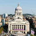 <strong>Nottingham</strong>The diverse modern city with legendary history