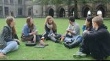 University of Glasgow: World Changes Welcome