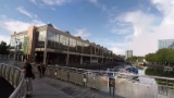 UWE Bristol University campus 360 tour video thumbnail