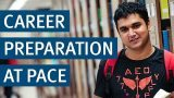 Pace student Jecky on career preparation - pace university pathways