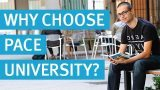 Why choose Pace University? - pace university pathways