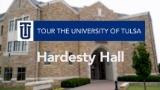 Tulsa University Hardesty Hall