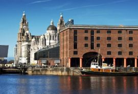 Liverpool: city with a fascinating history