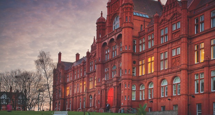 manchester red brick university