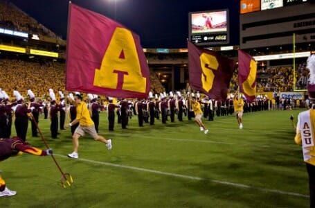 ASU sporting event