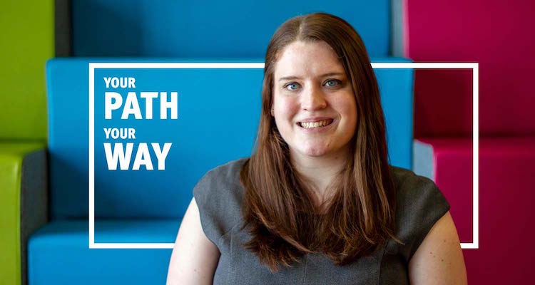 My path, my way: meet Emily