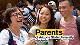 Welcome new international students to ASU