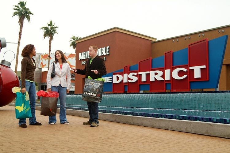 Tempe Arizona shopping