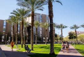 ASU innovative university sunny