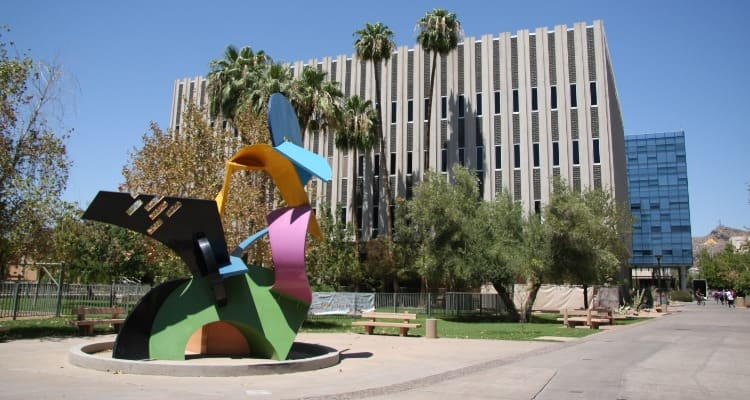 ASU from the outside