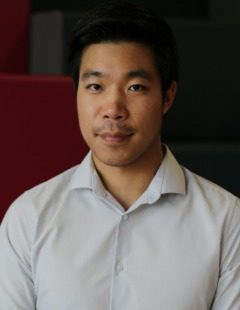 Gary Hoang, Admissions Coordinator