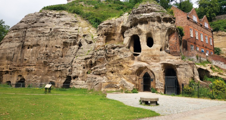 Exploring the City of Caves is a must do! - budget nottingham