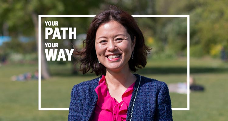 My path, my way: Lingning's story