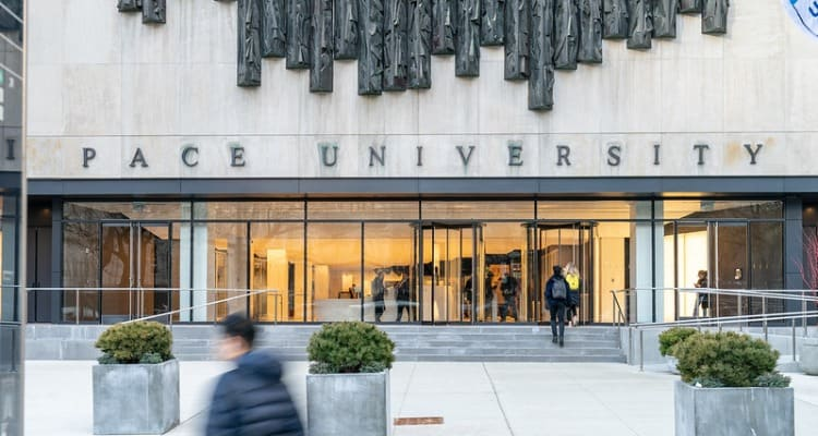 Pace University in New York City