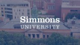 Simmons university flagship video