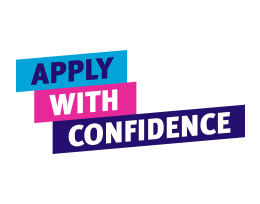 Apply with confidence