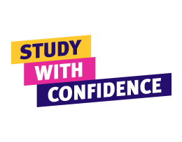 Study with confidence