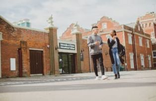 students outside university of Essex international college
